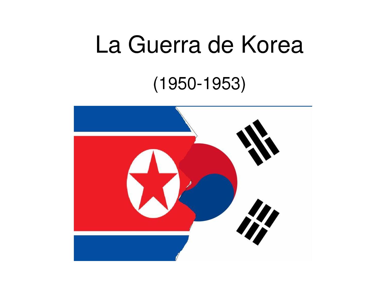 Sejarah Awal Terjadinya Perang Korea ( Part 2)